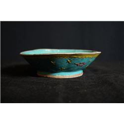 """A Qing Dynasty """"Tong Zhi Cai"""" steam cup"""