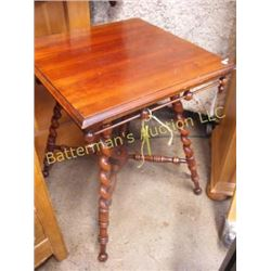 Arts and Crafts Period Side Table