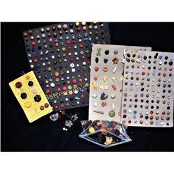 Lot Vintage Buttons