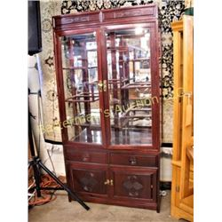 Chinese Display Hutch