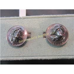 Pair of Liberty Cuff Links
