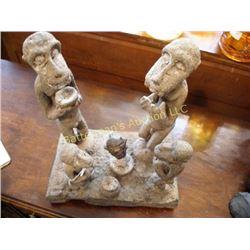 Zaire Reliquary Altar Piece