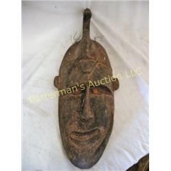 Mask from New Guinea