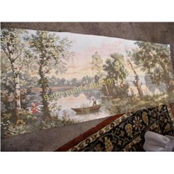 Tapestry by Panneaux Obelins
