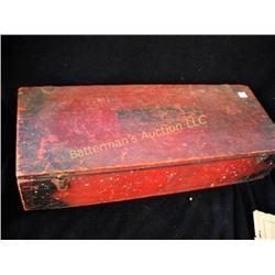Vintage Erector Set in Box