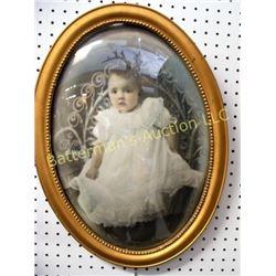 Bubble Glass Portrait