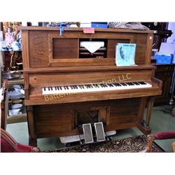 Vintage R.S. Howard Player Piano