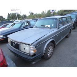 1988 Volvo 245