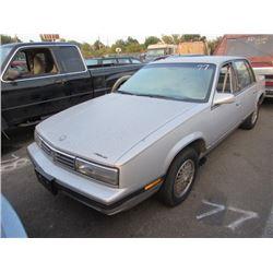 1988 Oldsmobile Cutlass Calais