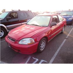 1997 Honda Civic