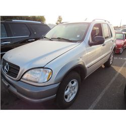 1998 Mercedes-Benz ML320