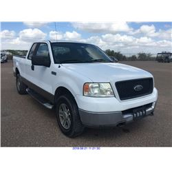 2005 - FORD F-150 4X4