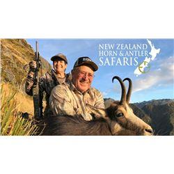 10 Day New Zealand Big Game Safari for 3 Hunters