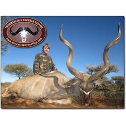 8 Day Hunt & Fishing in Namibia, Africa for One Hunter and One Non-Hunter