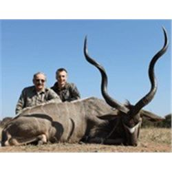 6 Day South Africa  Hunt for 2 Hunters