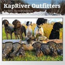 KAPRIVER OUTFITTERS (DUCK AND GROUSE HUNT)