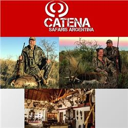 CATENA SAFARIS