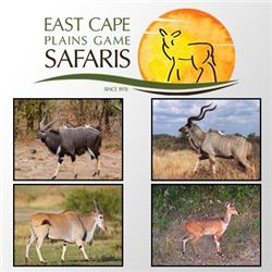 EAST CAPE PLAINS GAME SAFARIS