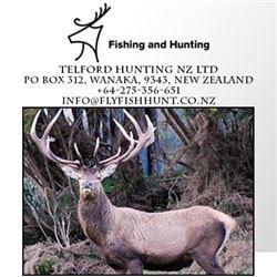 TELFORD HUNTING NZ
