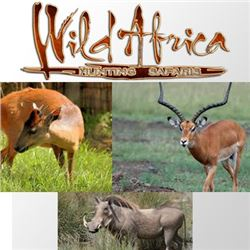 WILD AFRICA HUNTING SAFARIS