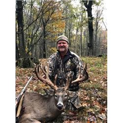 Four Day Michigan Gold Medal Whitetail Hunt for One Hunter