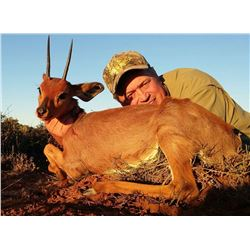 Seven Day South Africa (Eastern Cape) Tiny 10 and More Hunt for  One Hunter an One Observer