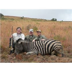 Six-day Plains Game Hunt for 2 Hunters in South Africa