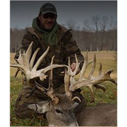 Three Day Ohio Whitetail Hunt ($2,000 credit) for One Hunter