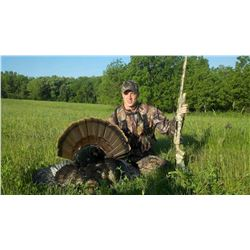 Oklahoma Spring Turkey and Paddlefish Combo - $2,350 / Exhibitor