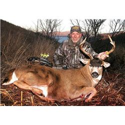 Kodiak Blacktail Deer, Waterfowl & Fishing - $4,500