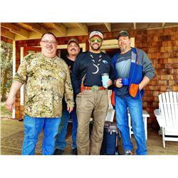 Florida Wild Boar Hunt for 4 Hunters - $6,000