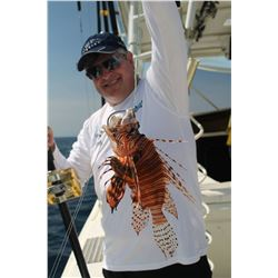 Belize Island Fishing & Diving for 2 - $5,995 / Exhibitor