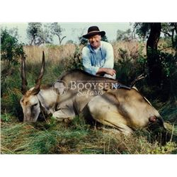South African Safari for 2 Hunters & 2 Observers - $14,000 / Exhibitor