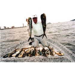 Zihuatanejo Deep Sea Fishing for 1+ - $4,350