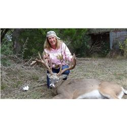 Texas Exotics & Whitetail Combo for 2 - $8,000+