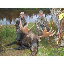 Alaska Moose for 2 Hunters - $33,000 / Exhibitor