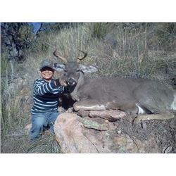 Arizona Coues Deer for 1 Hunter - $2,000