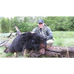 Sitka Black Bear Hunt for 1 - $7,500
