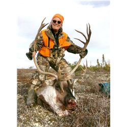 Manitoba Central Barrenground Caribou for 1 - $7,295 / Exhibitor