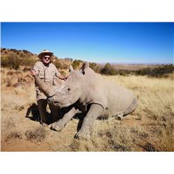 South Africa Rhino Darting Safari - $12,500