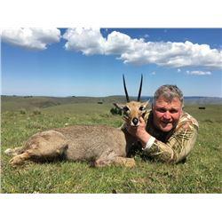 7 Day Safari for 1 Hunter - $6,000