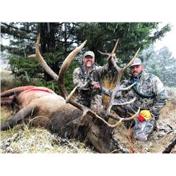 Montana Elk Archery Hunt for 1 Hunter - $4,000