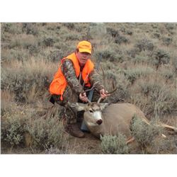 Montana Mule Deer for 2 Hunters - $6,000