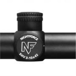 NIGHTFORCE SHV 3-10X42 - MOAR RIFLESCOPE $900