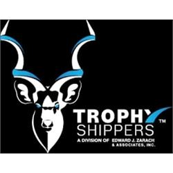 CUSTOM CLEARANCE PACKAGE FROM TROPHY SHIPPERS $450 / EXHIBITOR