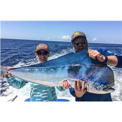 Costa Rica: 3 Day Saltwater Fishing Adventure Aboard the Dream Raiser Yacht
