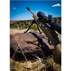 Rifle: 2019 SCI Alaskas 43rd Annual Best of the West Elite 7mm mag Banquet Rifle