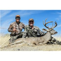 Mexico: 6 Day 7 Night Trophy Coues Deer Hunt for 1 Hunter with Safari Unlimited