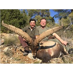 Spain: 5 Day 4 Night Big Game Hunt for 1 Hunter / Includes 1 Observer or $2,000 Trophy Fee Credit.