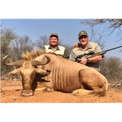 South Africa: 12 Day Plains Game Hunt for Two Hunters / Includes a $3,000 Trophy Fee Credit